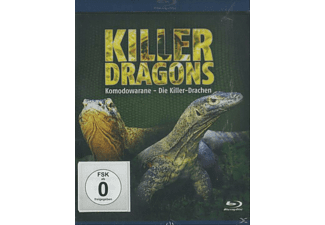 Killer Dragons / Komodowarane - Die Killer-Drachen [Blu-ray]