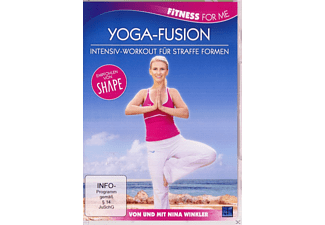 FITNESS FOR FOR ME-YOGA-FUSION INTENSIV-WORKOUT [DVD]