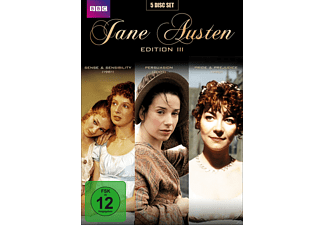 Jane Austen - Edition 3 [DVD]