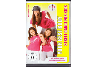Your Best Body - Street Dance for Kids - (DVD)