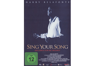 Harry Belafonte - Sing Your Song - (DVD)