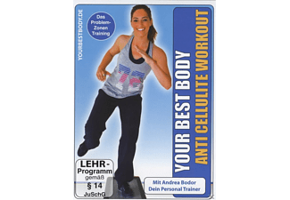 Your Best Body - Anti Cellulite Workout [DVD]