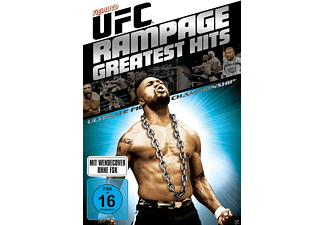 UFC: Rampage Greatest Hits - (DVD)