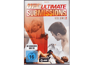 UFC: Ultimate Submissions 2 [DVD]