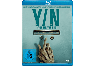 Yes/No - You Lie, You Die [Blu-ray]