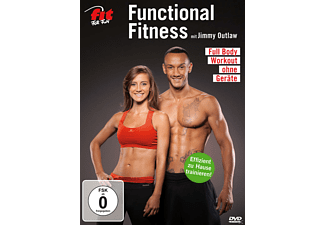 Fit For Fun - Functional Fitness mit Jimmy Outlaw - Full Body Workout ohne Geräte - (DVD)