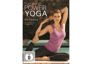 Eva Padberg - Functional Power Yoga - (DVD)