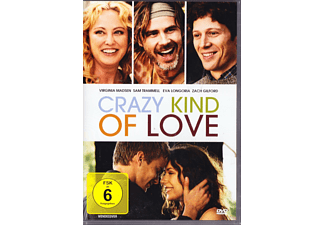 Crazy Kind of Love - (DVD)