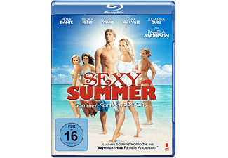 Sexy Summer - Sommer, Sonne, heiße Girls [Blu-ray]