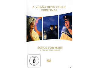 A Vienna Boys Choir Christmas - A Vienna Boys' Choir Christmas Songs For Mary - (DVD)