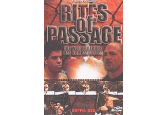UFC - Rites of Passage (Doppel-DVD) - (DVD)