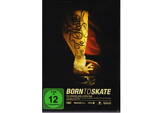 Born to Skate - (DVD)