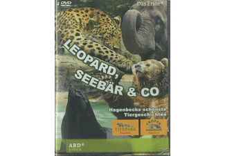 Leopard, Seebär & Co. - (DVD)