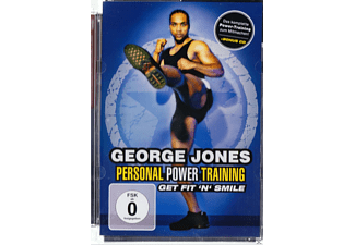 George Jones - Personal Power Training [DVD]