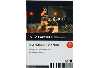 Biomechanik - Die Filme [DVD]