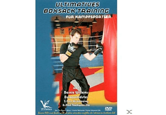 Ultimatives Boxsack-Training für Kampfsportler [DVD]