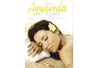Ayurveda At Home [DVD]
