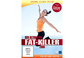 Johanna Fellner Edition - Der ultimative Fat-Killer [DVD]