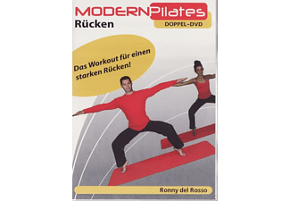 MODERN PILATES - RÜCKEN - (DVD)