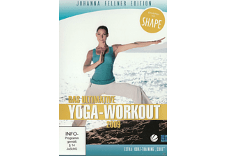 Johanna Fellner Edition - Das ultimative Yoga-Workout [DVD]