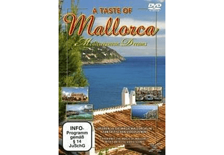A Taste of Mallorca [DVD]