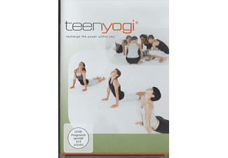 Teenyogi [DVD]