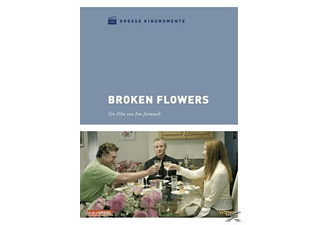 BROKEN FLOWERS (GROSSE KINOMOMENTE) - (DVD)