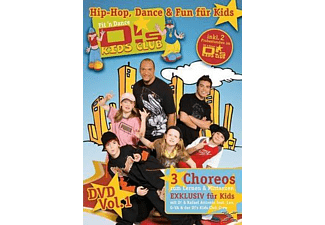 D! S KIDS CLUB 1 - (DVD)
