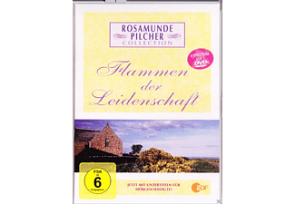 Rosamunde Pilcher: Collection 9 - Flammen der Leidenschaft [DVD]