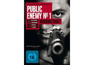 PUBLIC ENEMY NO.1 - MORDINSTINKT 1 [DVD]