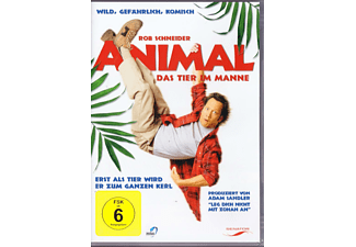 Animal - Das Tier im Manne - (DVD)