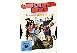 SUPER DRAMA MOVIE [DVD]