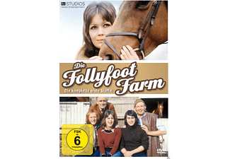 DIE FOLLYFOOT-FARM - 1.STAFFEL [DVD]