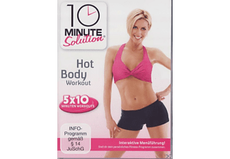 HOT BODY WORKOUT [DVD]