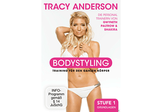 Tracy Anderson: Bodystyling - Grundlagen - Stufe 1 [DVD]