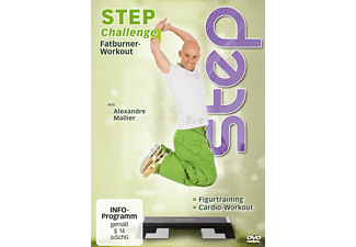 Step Challenge - Fatburner Workout - (DVD)