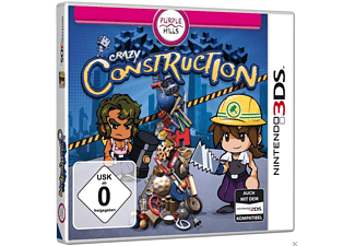 Crazy Construction [Nintendo 3DS]
