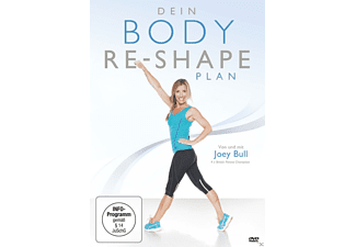 Dein Body Re-Shape Plan - (DVD)