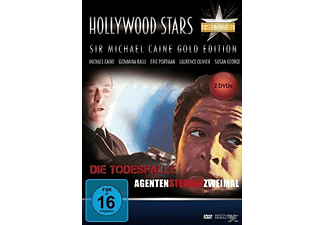 Hollywood Stars - Michael Caine Gold Edition - (DVD)
