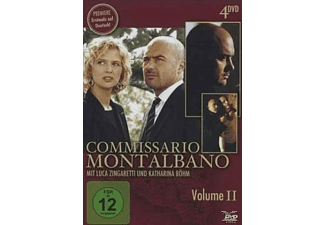 Commissario Montalbano - Season 2 [DVD]