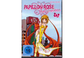 Papillon Rose - New Generation #3 - (DVD)