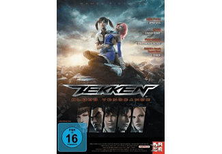 Tekken - Blood Vengeance [DVD]