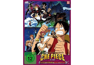 One Piece - 7. Film - Schloß Karakuris Metall-Soldaten [DVD]