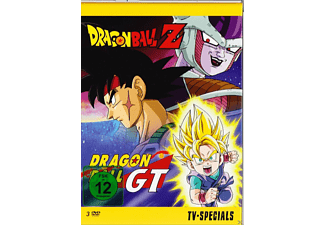 Dragonball Z + GT - Specials-Box [DVD]