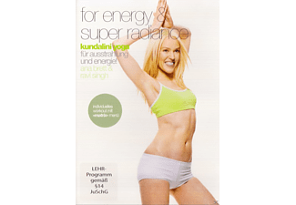 Kundalini Yoga for Energy & Super Radiance - (DVD)