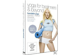 Kundalini Yoga - Yoga For Beginners & Beyond - (DVD)