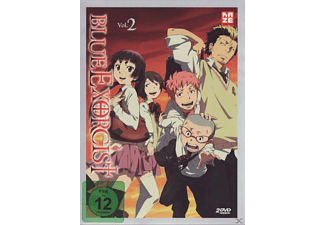 Blue Exorcist Box 2 [DVD]