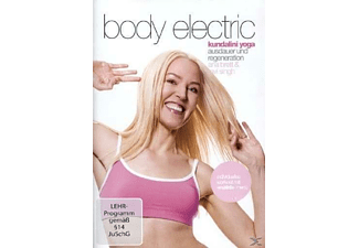 Body Electric – Kundalini Yoga - (DVD)