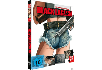 Black Lagoon - Staffel 1 - (Blu-ray)