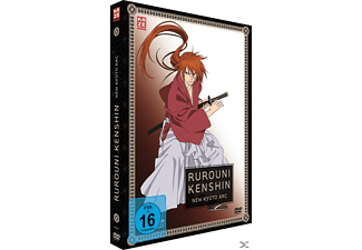 Rurouni Kenshin - New Kyoto Arc - (DVD)
